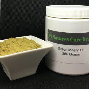 Kratom| Powder| 1/4 Kilo 250grams | Green Maeng Da